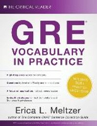 GRE Vocabulary in Practice