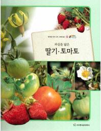 과실을 닮은 딸기 토마토