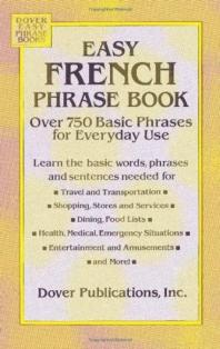 Easy French Phrase Book