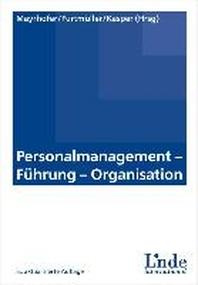 Personalmanagement - Fuehrung - Organisation