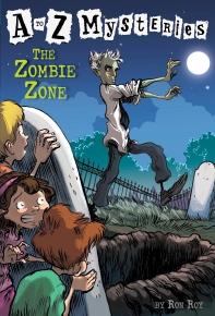 A to Z Mysteries Z: The Zombie Zone