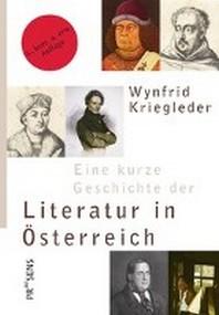 Eine kurze Geschichte der Literatur in ?sterreich