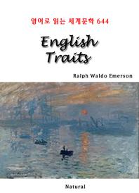 English Traits (영어로 읽는 세계문학 644)