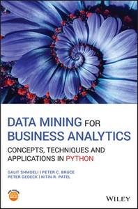 Data Mining for Business Analytics(양장본 HardCover)