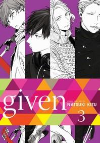 Given, Vol. 3, 3