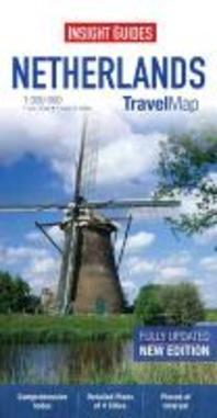 Insight Travel Map: Netherlands