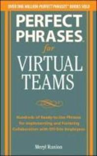 Perfect Phrases for Virtual Teamwork
