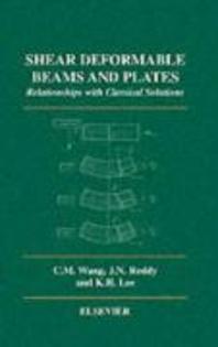 Shear Deformable Beams and Plates