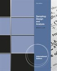Sampling Design and Analysis (Paperback)