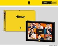 BTS  'BUTTER' 직소퍼즐 108피스 9종 액자 세트