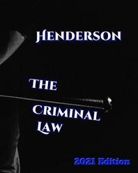 The Criminal Law