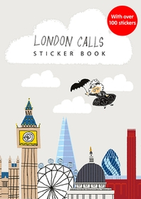 London Calls Sticker Book