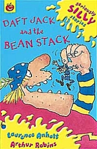 Daft Jack and the Bean Stack (Book & CD)