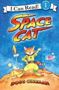 Space Cat (Book+Audio CD)
