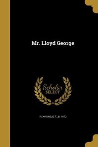 Mr. Lloyd George