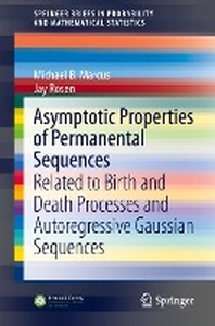 Asymptotic Properties of Permanental Sequences