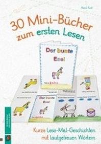 30 Mini-Buecher zum ersten Lesen