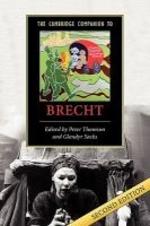 Cambridge Companion to Brecht