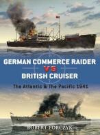 German Commerce Raider Vs British Cruiser