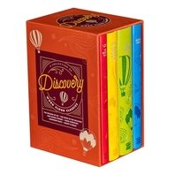 Discovery Word Cloud Boxed Set