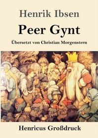 Peer Gynt (Grossdruck)