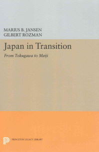 Japan in Transition