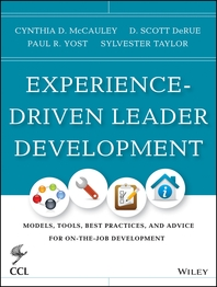 Experience-Driven Leader Development