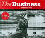 THE BUSINESS INTERMEDIATE (CLASS AUDIO CD 3장)
