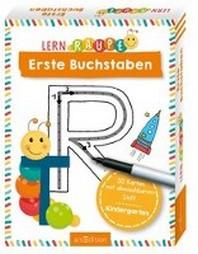 Lernraupe - Erste Buchstaben