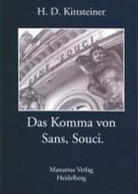 Das Komma von Sans, Souci