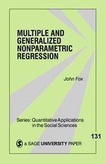 Nonparametric Simple Regression