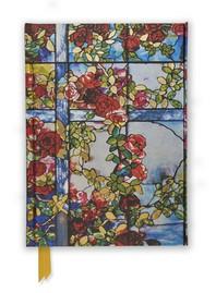 Tiffany: Trellised Rambler Roses (Foiled Journal)