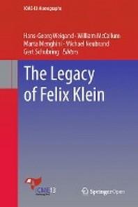 The Legacy of Felix Klein