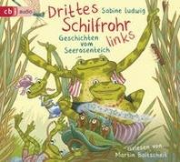 Drittes Schilfrohr links - Geschichten vom Seerosenteich