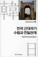 한국 근대국가 수립과 한일관계