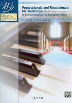 결혼식 입장 및 퇴장을 위한 걸작 피아노 선곡 10곡