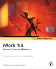 iWork 08 [With DVD ROM]