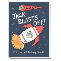Very 얼리챕터북 Jack Book. 2: Jack Blasts Off