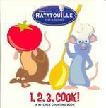 1,2,3, Cook! : a kitchen counting book