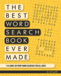 The Best Word Search Book Ever Made (So Far)