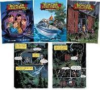 The Boxcar Children Graphic Novels
