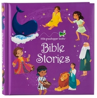 Bible Stories Treasury (Book & 6 Downloadable Apps!)