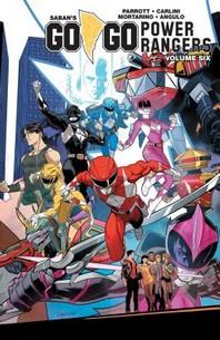Saban's Go Go Power Rangers Vol. 6, Volume 6