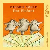 Fredrik Vahle; Der Elefant. Limitierte Sonderausgabe
