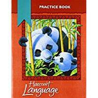 Harcourt Language Grade 3 Practice