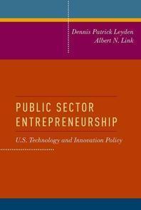 Public Sector Entrepreneurship