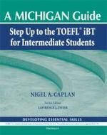 Step Up to the TOEFL(R) IBT for Intermediate Students (with Audio CD)