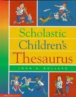 Scholoastic Children's Thesaurus