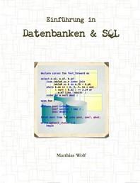 Einfuhrung in Datenbanken & SQL