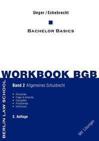 Workbook BGB Band II